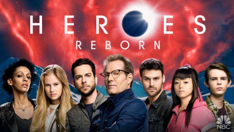 Watch Heroes Reborn Online At Hulu Tv And Movies Heroes