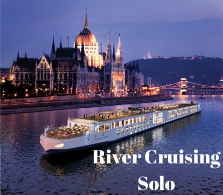 River cruising alone