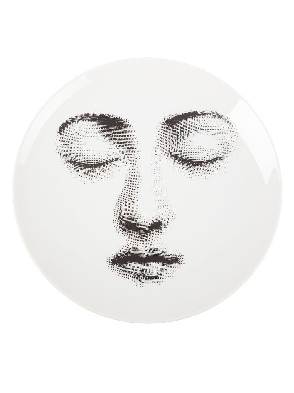 Fornasetti sleeping face plate.  sc 1 st  Pinterest : decorative face plates - pezcame.com