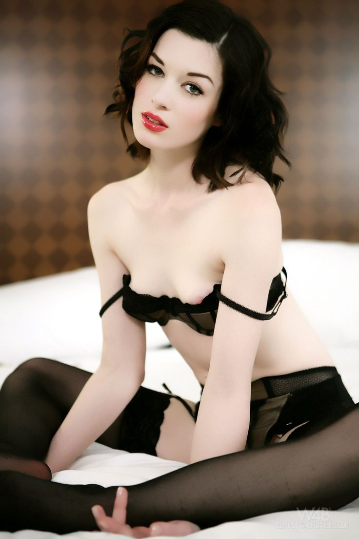 Stoya Black Lingerie Complete perfection redefined | stoya doll | mtf ( non nude ). amazing