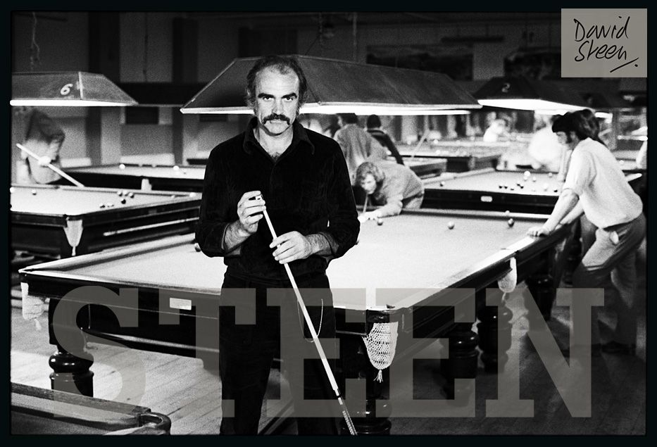 Sean Connery David Steen Archive Sean Connery County Wicklow League Of Extraordinary Gentlemen