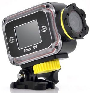 2014 Adapt WiFiEnabled Full HD Action Camera Price in