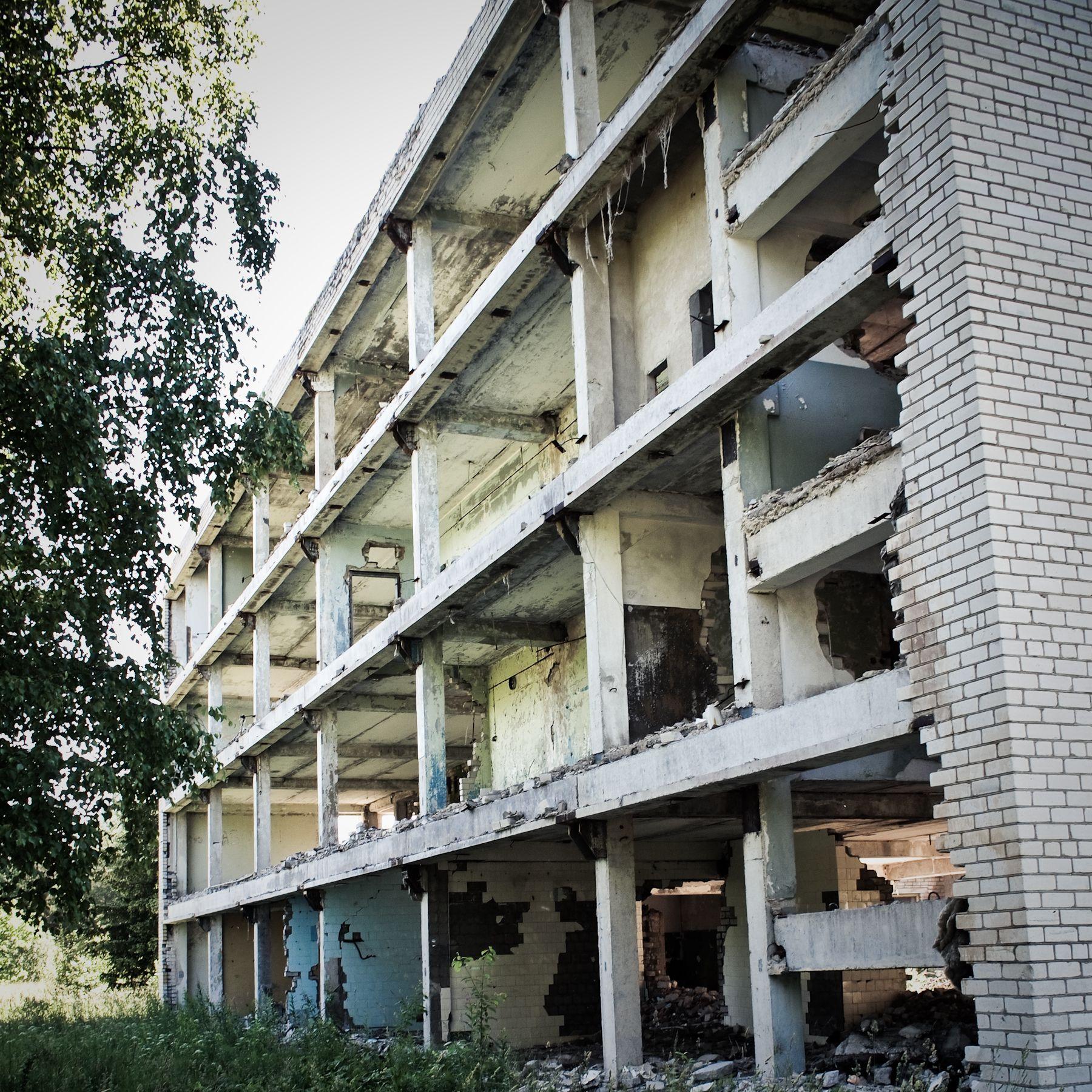 Viivikonna Estonia Group Abandoned Ghost Towns