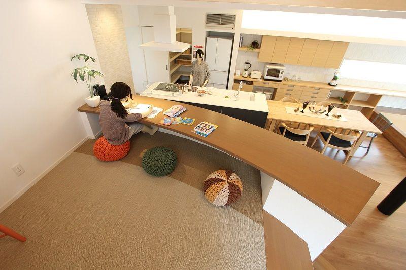 リョーエンホーム 新木造の住まい 【住まいの展示場 家の森 モデルハウス紹介】
