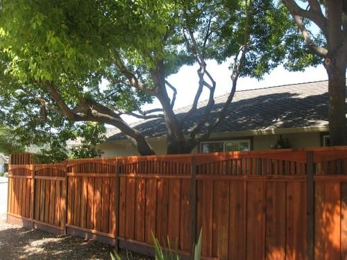 Reuben Borg Redwood Fence Deck Contractors Gate Repairs Dublin Ca Redwood Fence Fencing Companies Types Of Fences