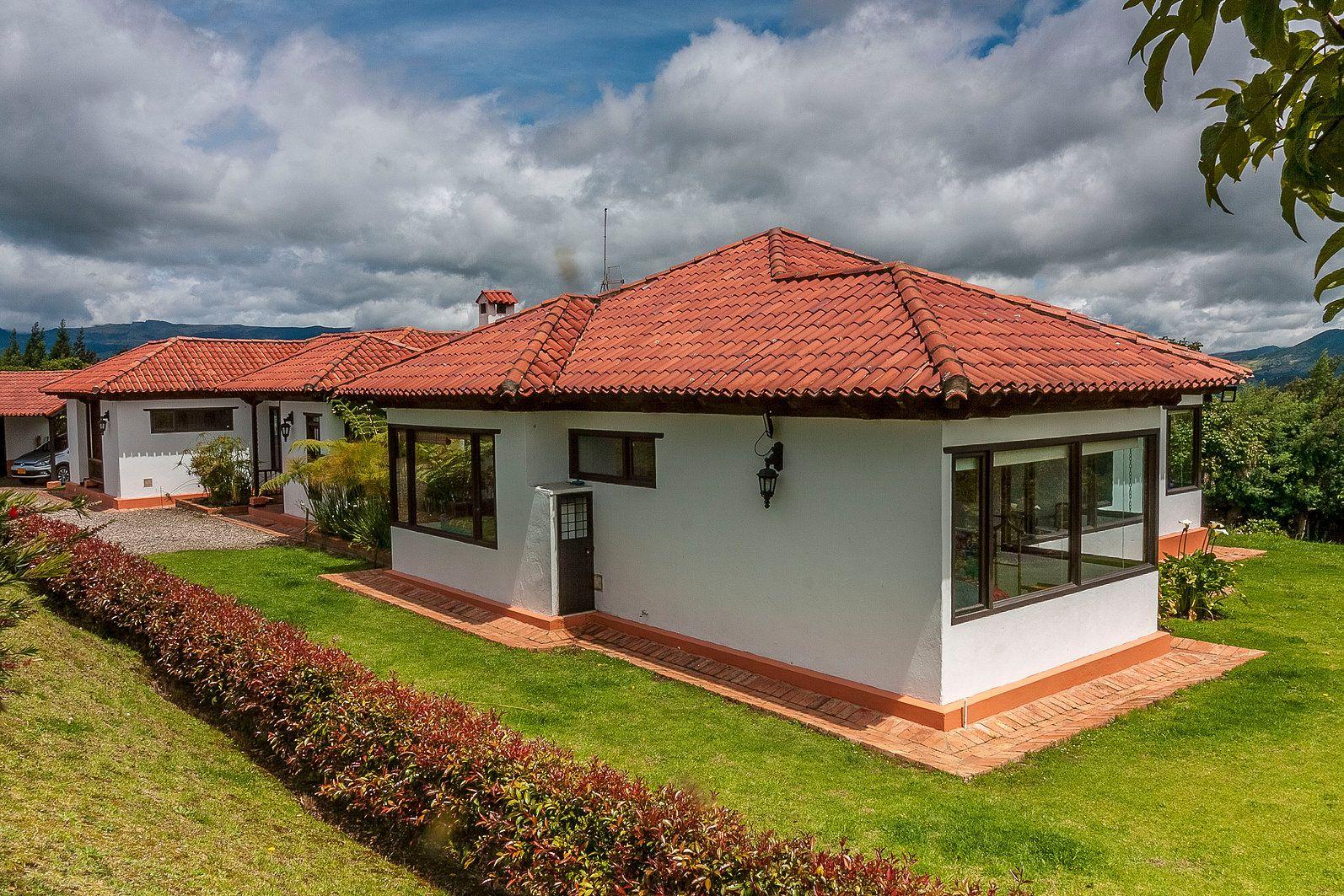 Image result for casas chiquitas de campo campestres - Casas americanas en espana ...