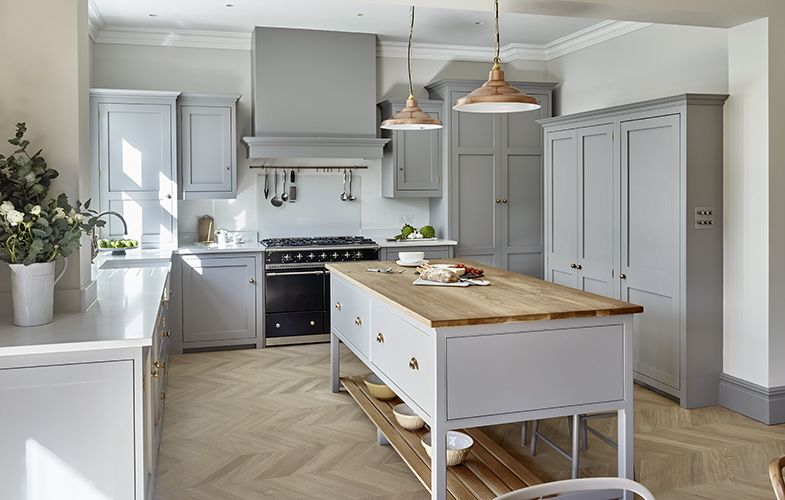 Best Surbiton Kitchen Luxury Fitted Kitchens In Surrey Grey 400 x 300