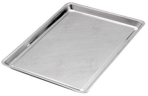 Jelly Roll Baking Pan Raised Edges For Baking Jelly Rolls Fudge And Candy Http Www Farmersmarketonline Stainless Steel Cookie Sheet Baking Pans Norpro