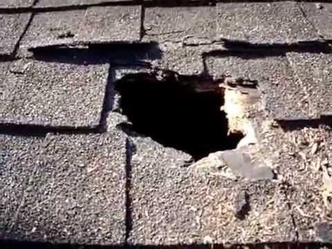How To Repair A Hole In The Roof From The Inside Roof Leak Repair Roof Patch Roof Sealant