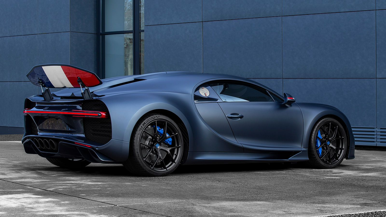 The French Pride Bugatti Chiron Is My Favorite Supercar This Week Bugatti Chiron New Bugatti Chiron Super Cars