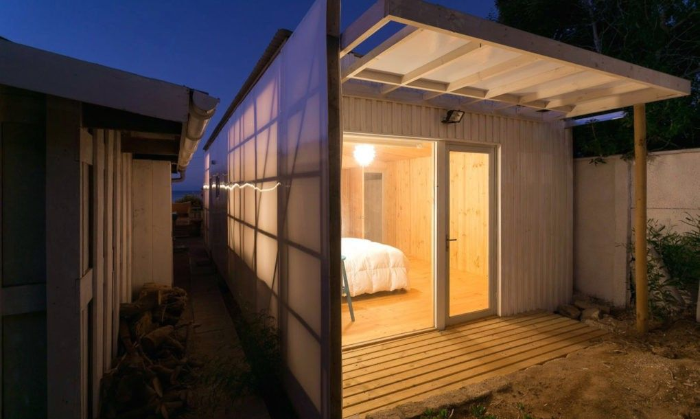 Affordable Polycarbonate Cabin Is A Light Filled Vacation