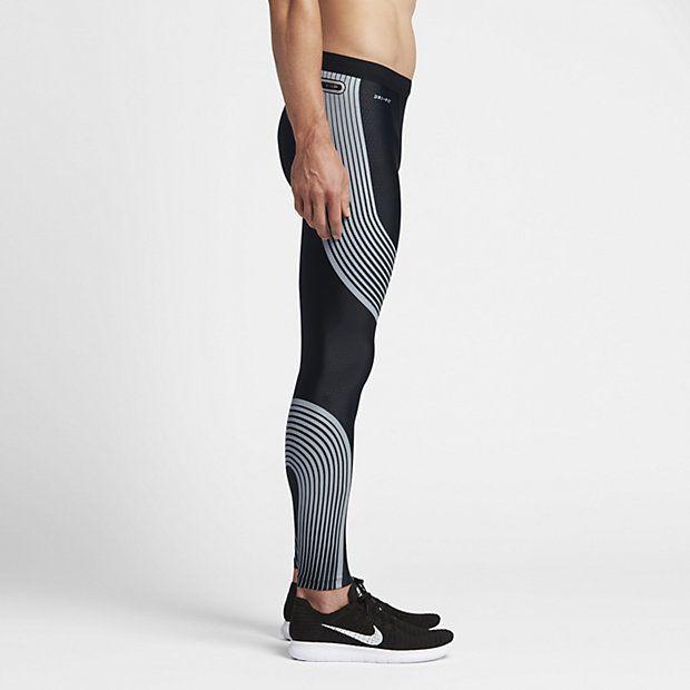 rodear Pesimista Comprensión  Nike Power Speed Flash Men's Running Tights   Ropa gym, Ropa