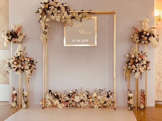 17 Wedding Decor Indoor Receptions Backdrop Ideas In 2020