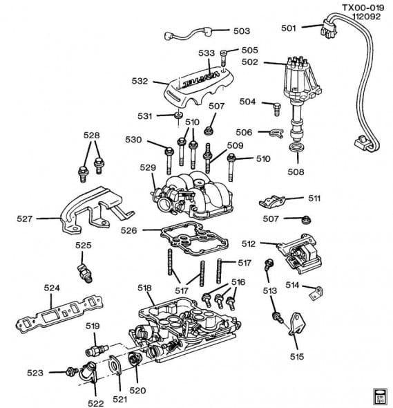 chevy 4 3 engine diagram 4 3 vortec wiring diagram di 2020  4 3 vortec wiring diagram di 2020