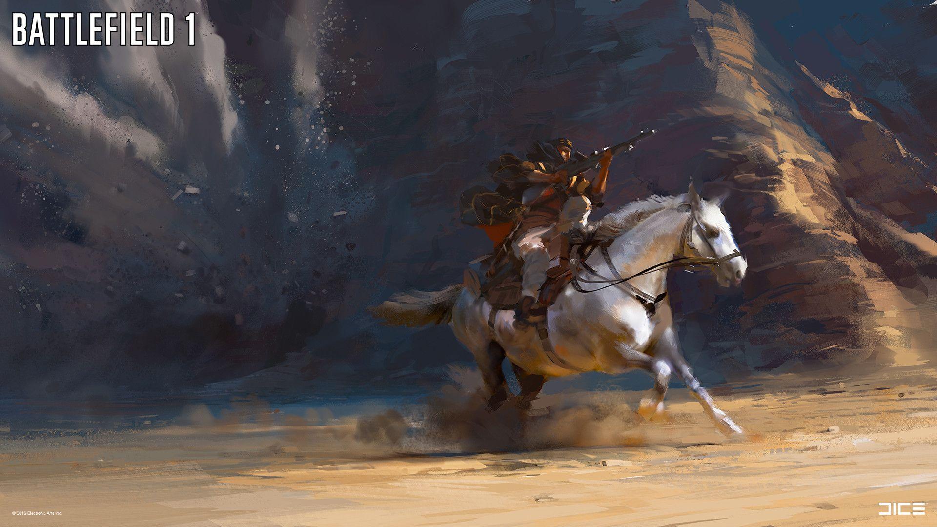 The Art Of Battlefield 1 | Battlefield | Concept art world