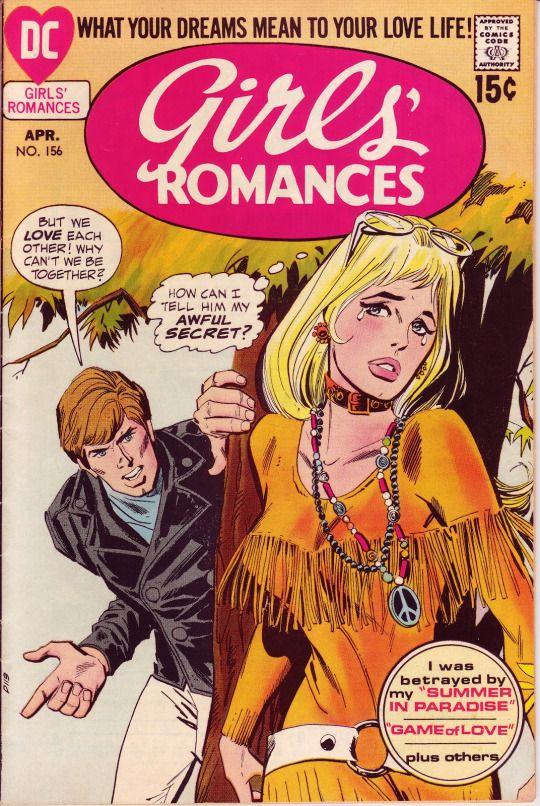 A Moon, A Girl, Romance