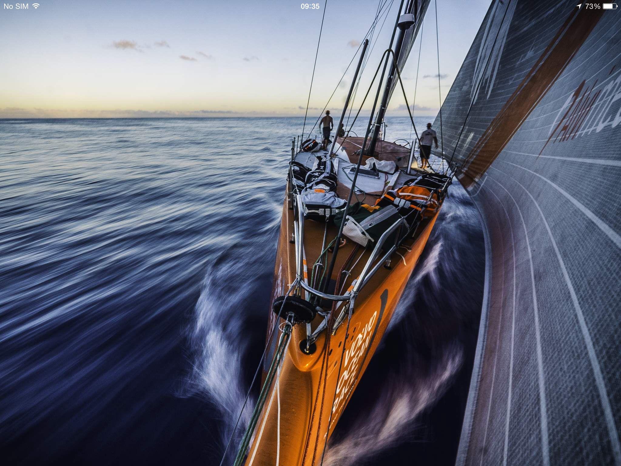 Team Alvimedica, Volvo Ocean Race Volvo ocean race