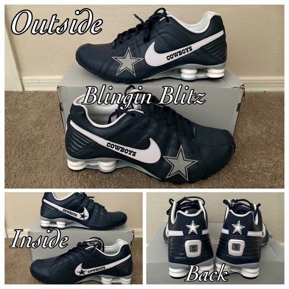 new products bfa4d 1d36f ... turbo shox team shoes 8a937 2e225 closeout shoes for men dallas cowboys  nike dunk low a personal favorite from my etsy shop ...