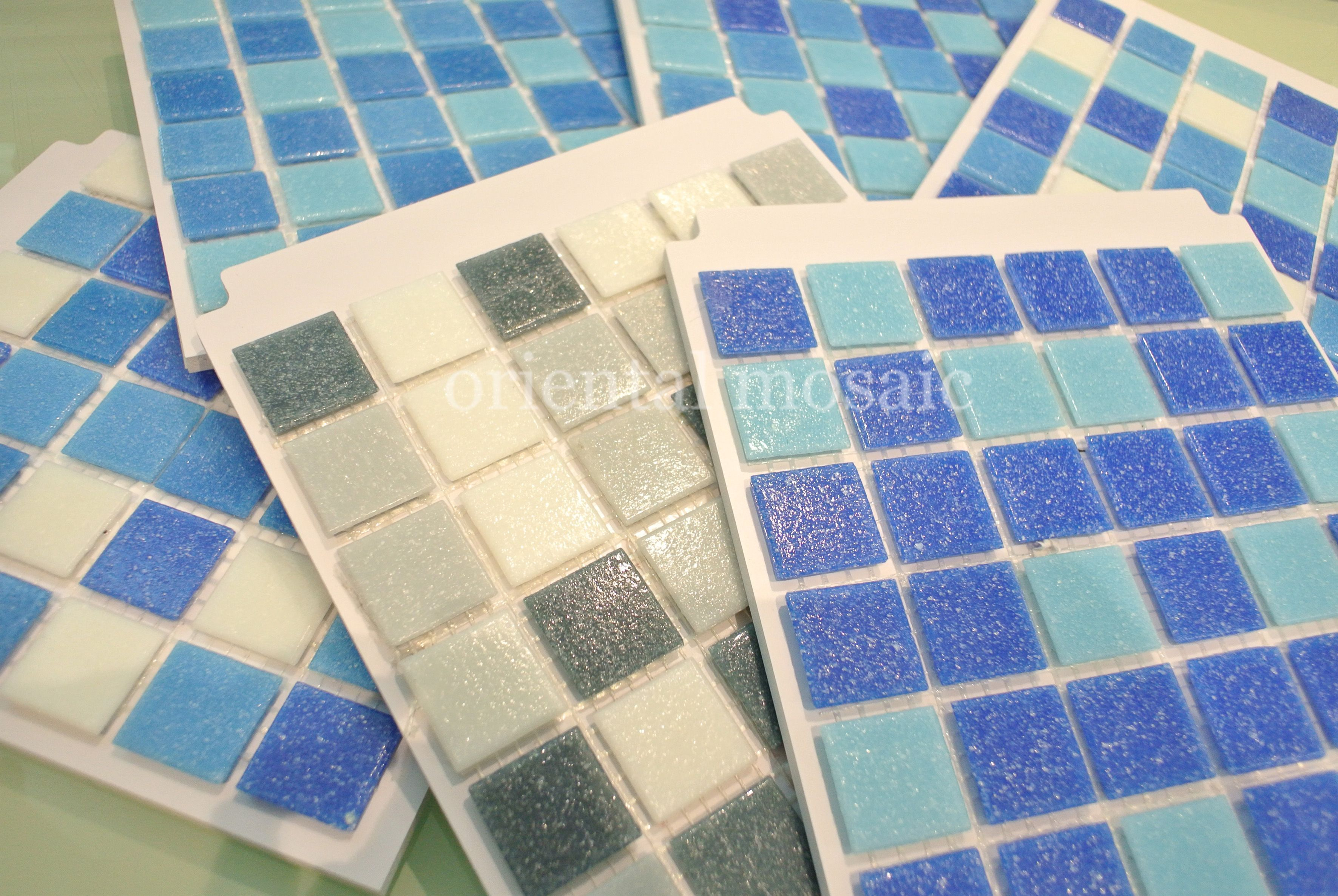 How To Decorate Ceramic Tiles Mosaic Pool Hexagonal Mosaic