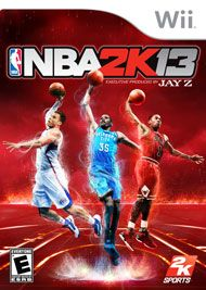 Boxshot Nba 2k13 By 2k Games Nba Video Games Nba Sports Video Game