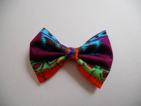 https://www.etsy.com/listing/125785651/african-print-bow-hair-clip-accessory