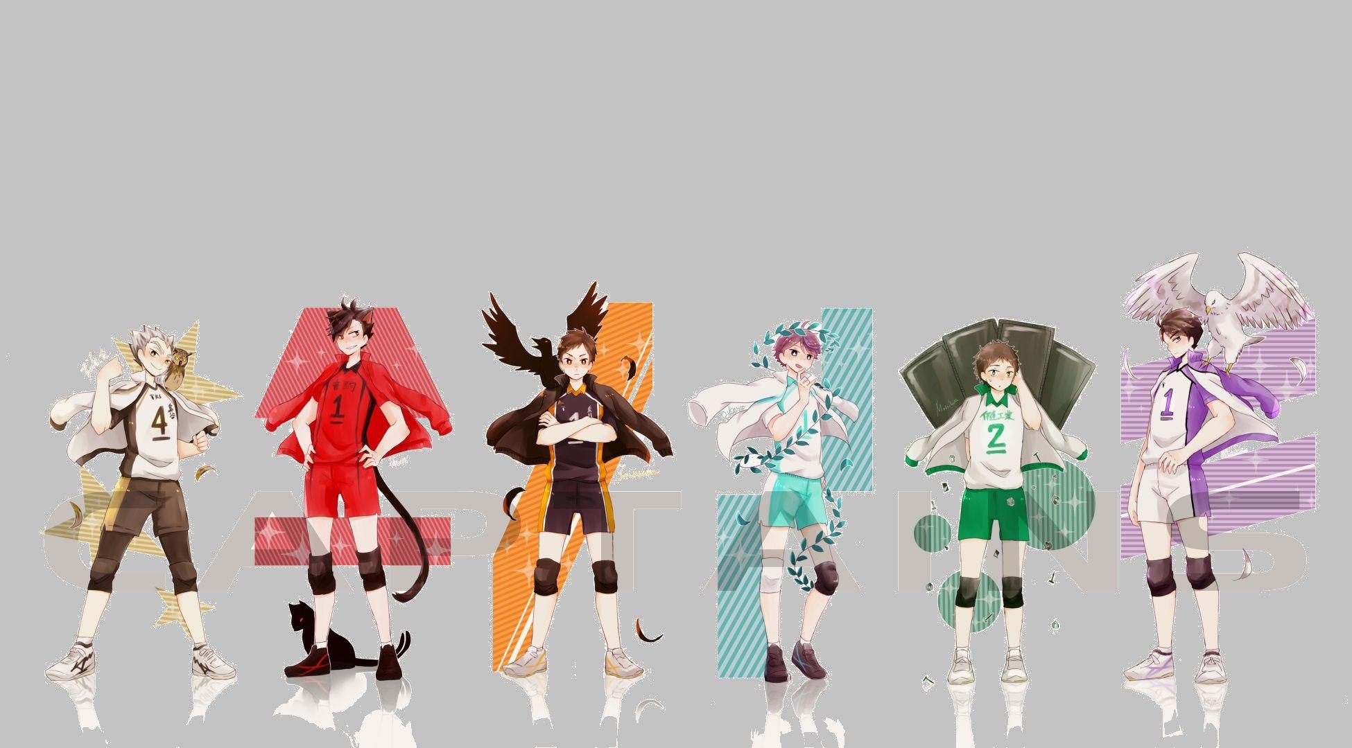 40++ Anime laptop wallpaper haikyuu inspirations