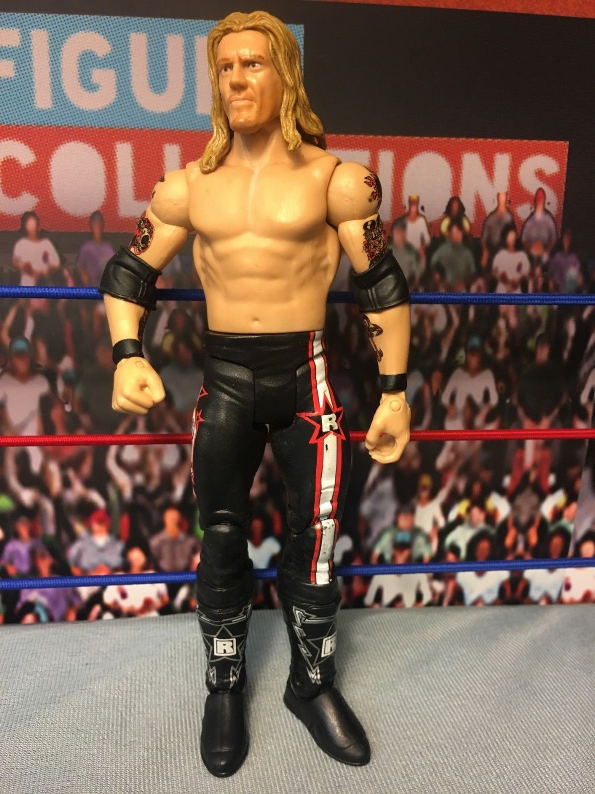 Shinsuke Nakamura Basic Series 72 NXT Mattel Wrestling ACTION FIGURE NEW WWF WWE