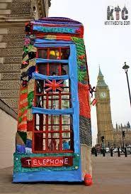 Bildergebnis für yarn bombing uk