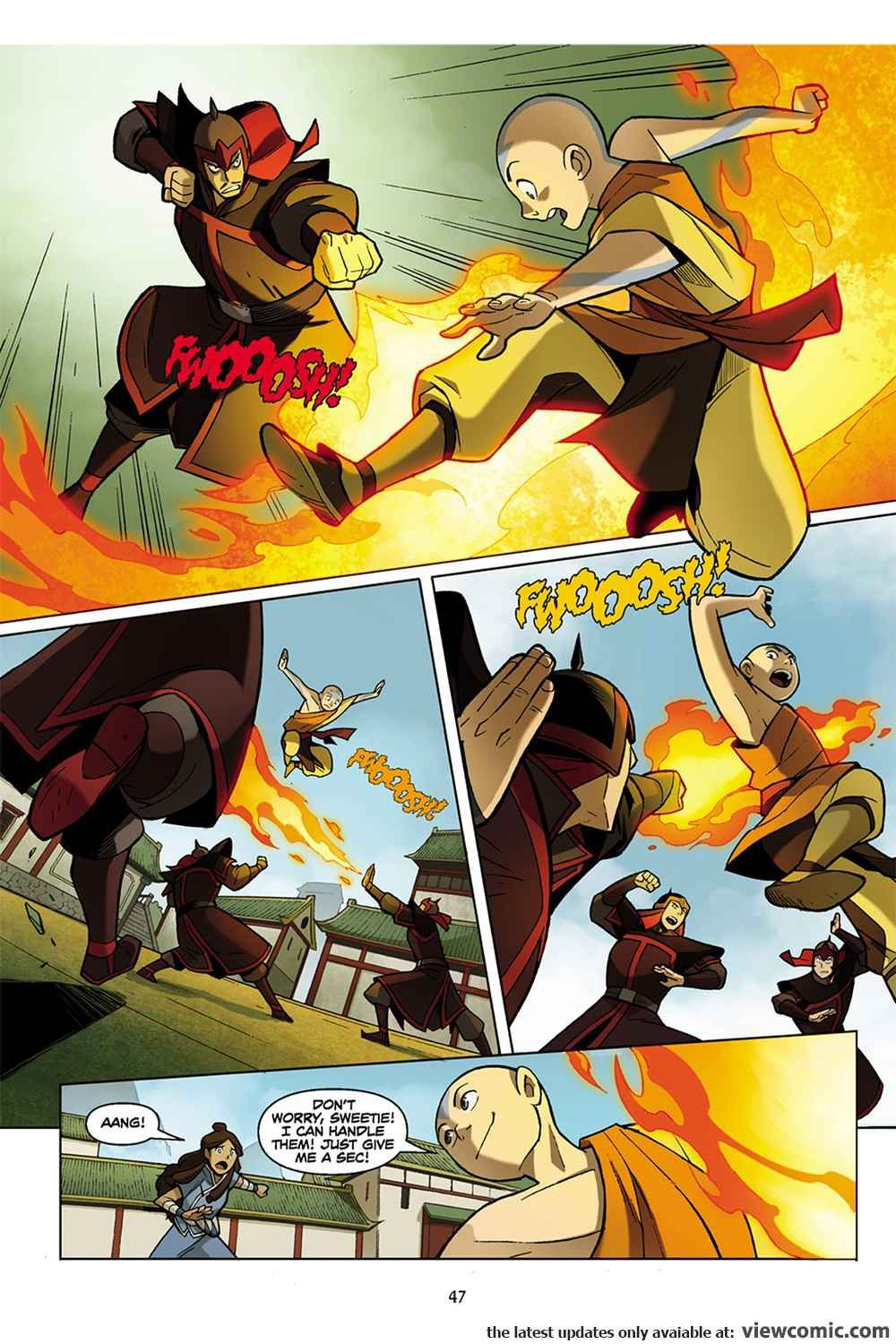 Avatar The Last Airbender The Promise Part 1 2012 Reading Comics Online For Free The Last Airbender Avatar The Last Airbender Avatar Airbender