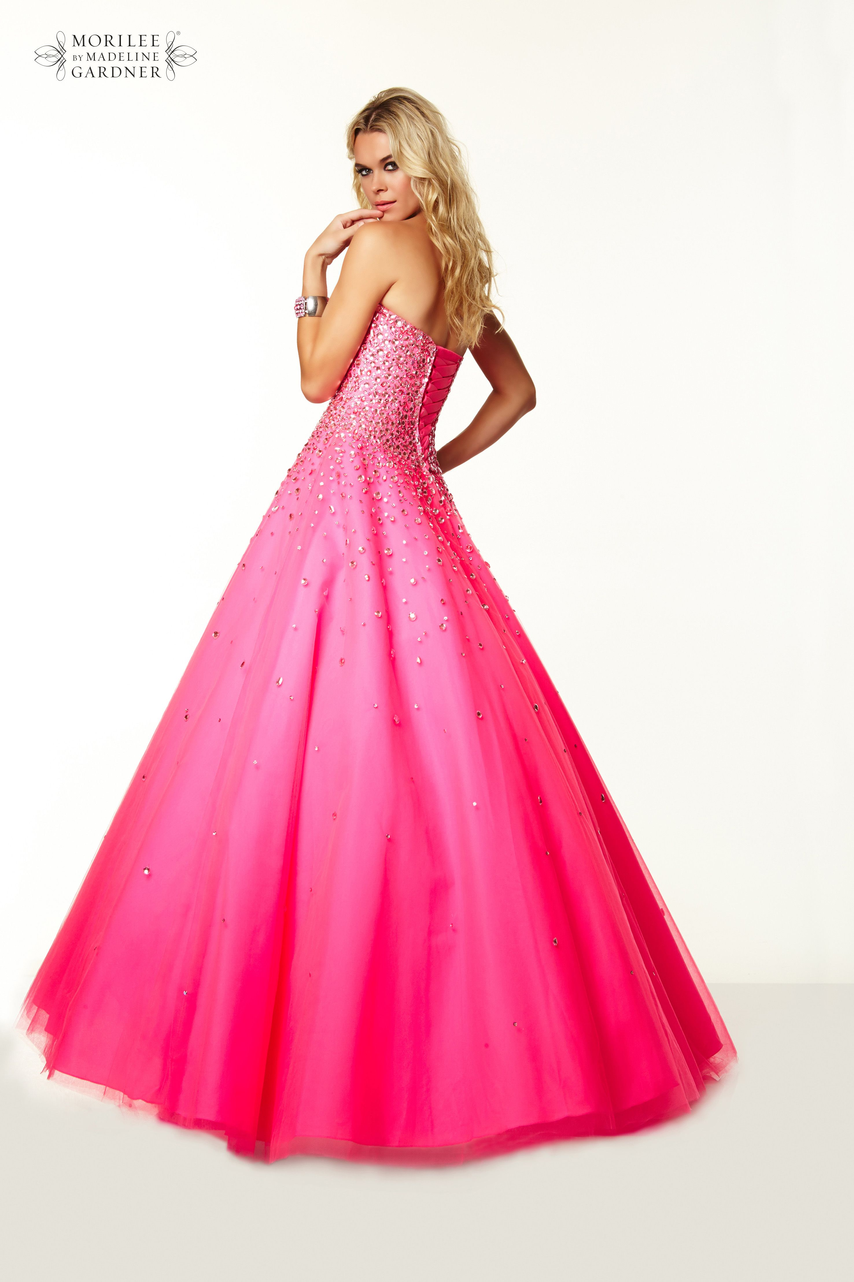 Mori Lee Paparazzi Prom Dress - Style 97034 - Available in Pink ...