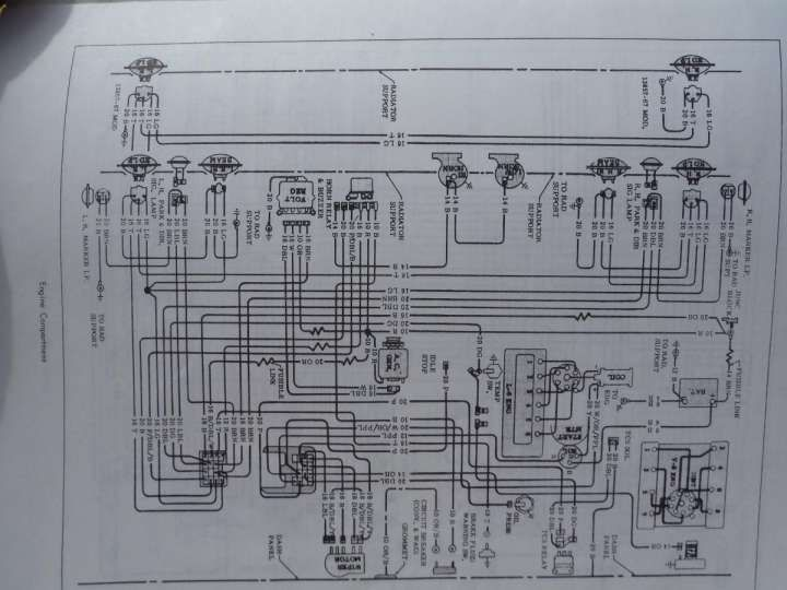 12 1970 Monte Carlo Engine Wiring Diagram Engine Diagram In