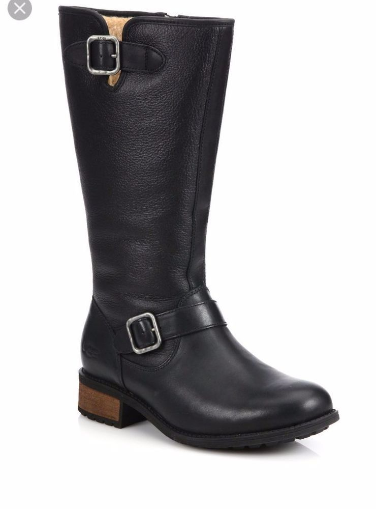41290841bf8 NEW UGG Australia TALL 'Chancery' Water Resistant Boot SZ 8 #UGG ...