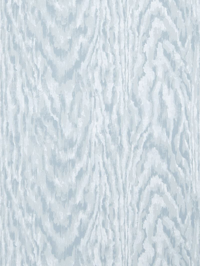 Stroheim Wallpaper 6334401 Faux Bois Blue