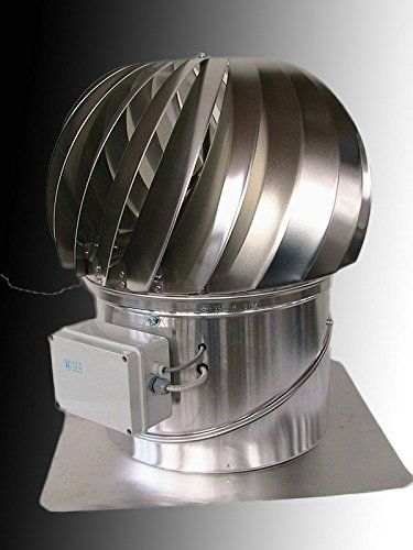 Hybrid Turbine Ventilator Hv260 10 23 Hard Aluminium Duralumin Click On The Image For Additional Details Kitchen Aid Mixer Roof Vents Aluminium