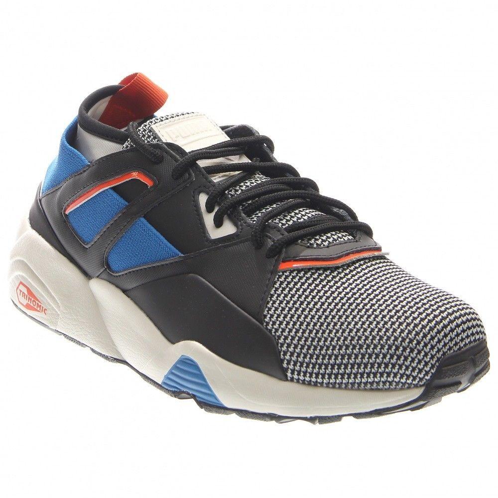 a275ac7ac37c Puma Blaze of Glory Sock Tech Men s Sneakers - Grey - Mens ...