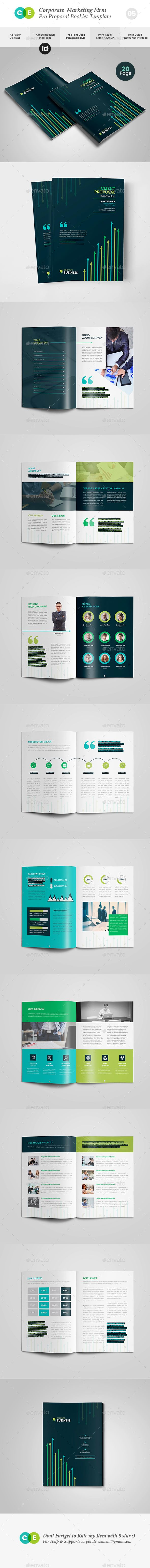 Corporate Marketing Firm Pro Proposal Document V05