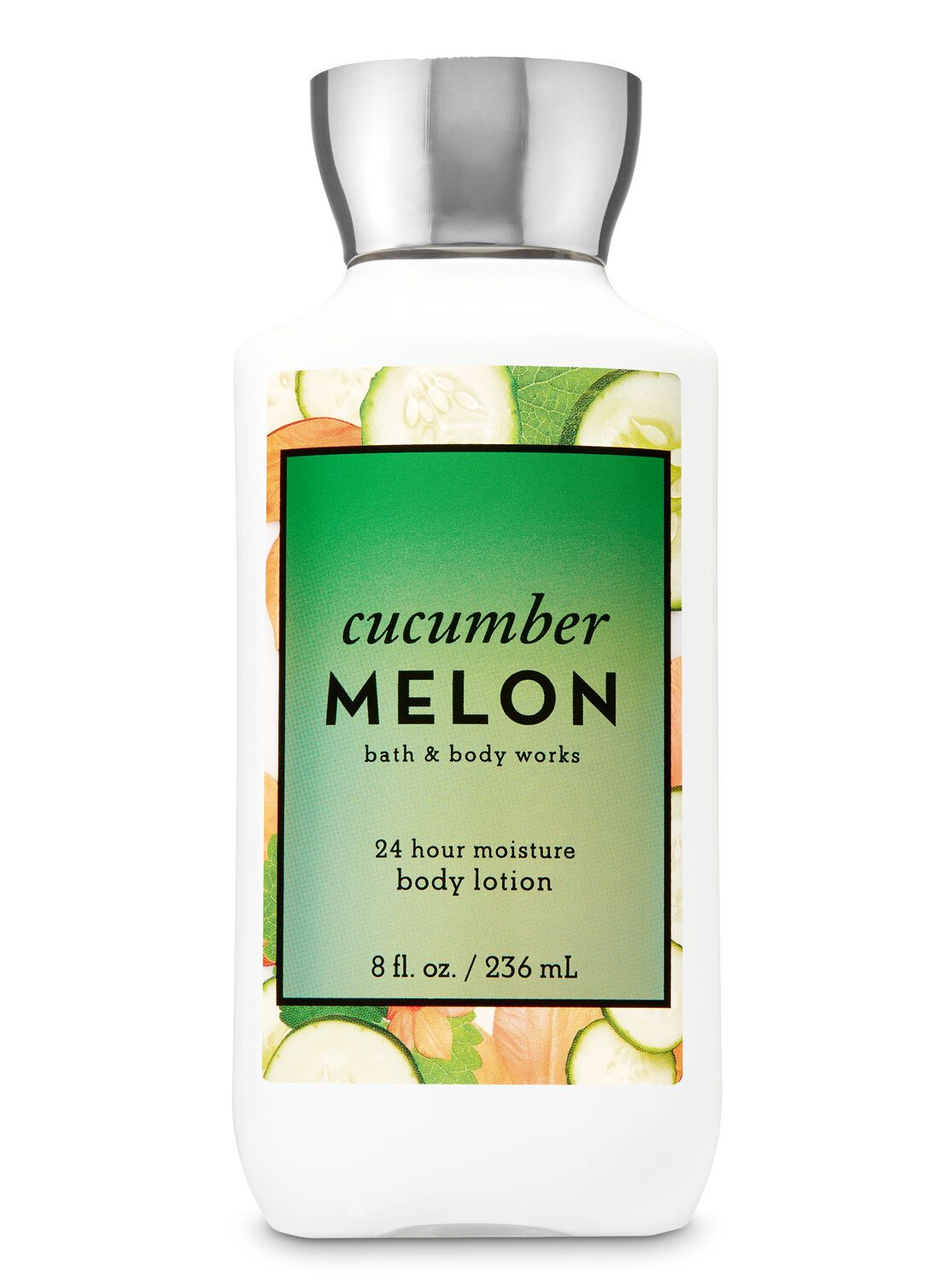 Bath Body Works Cucumber Melon Super Smooth Body Lotion Body