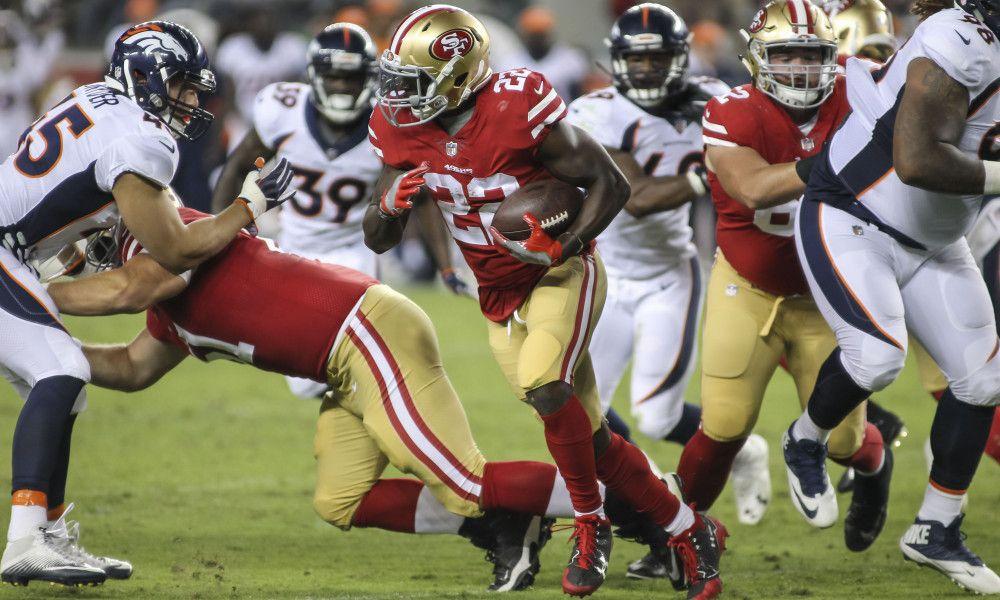 Watch San Francisco 49ers vs Denver Broncos live