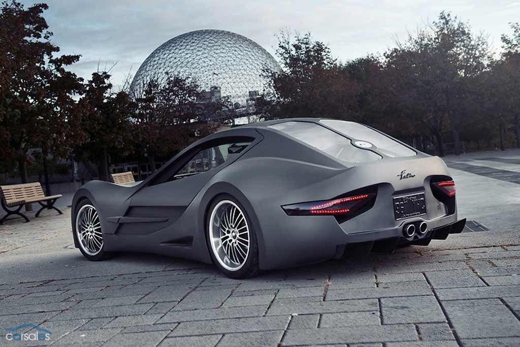 Felino Cb7 Canadian Supercar Unleashed Super Cars Sports Car Concept Cars