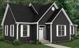 Pin By Classic Roofing Siding Ltd On Siding Ideas Exterior With Images Exterior Paint Colors For House Gray House Exterior Grey Vinyl Siding