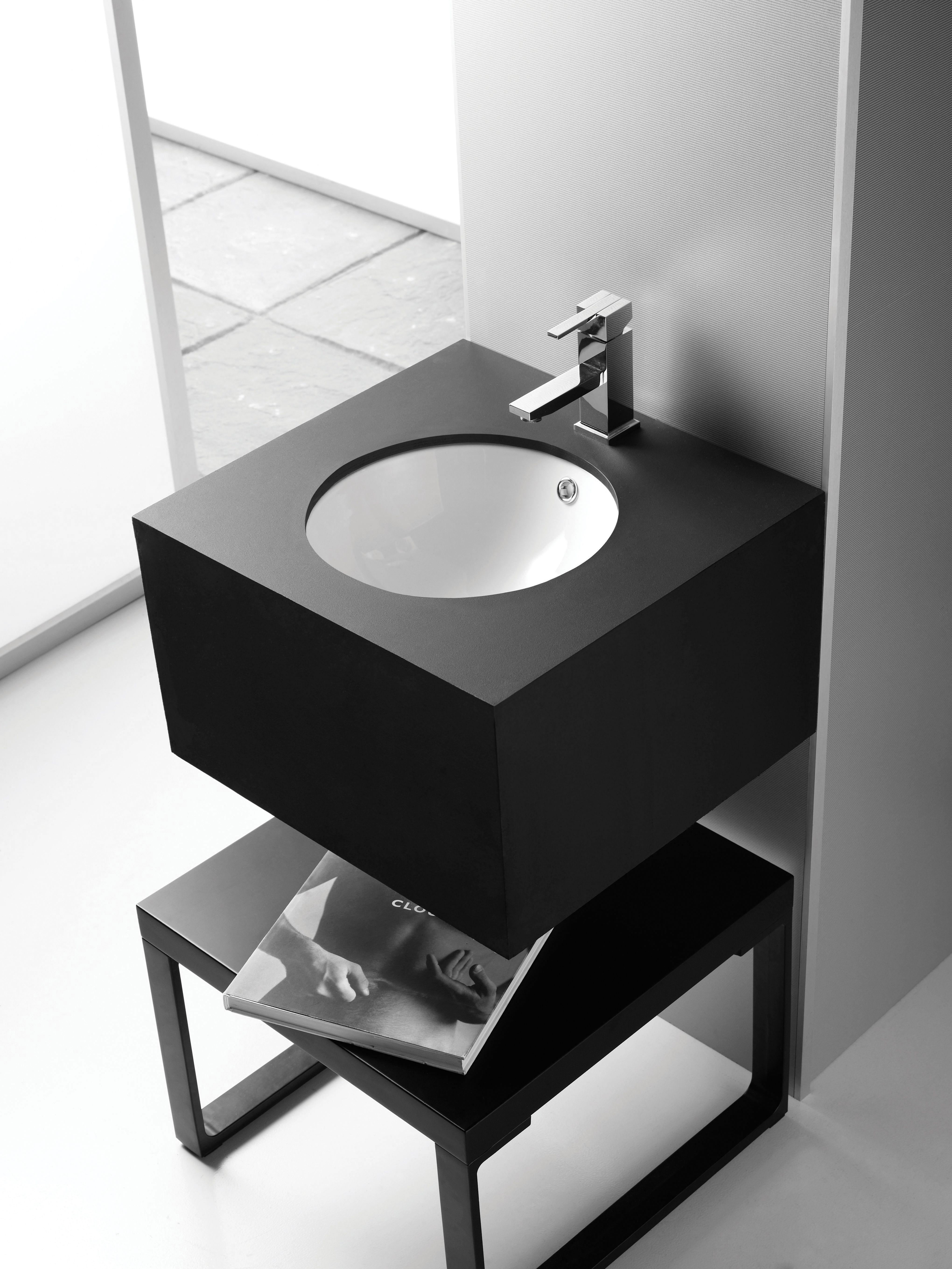 Undermounted Bathroom Sink Styles from Crosswater http://www.bauhaus- bathrooms.