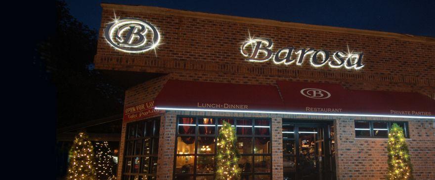 Barosa Italian Restaurant Woodhaven Queens Restaurants I