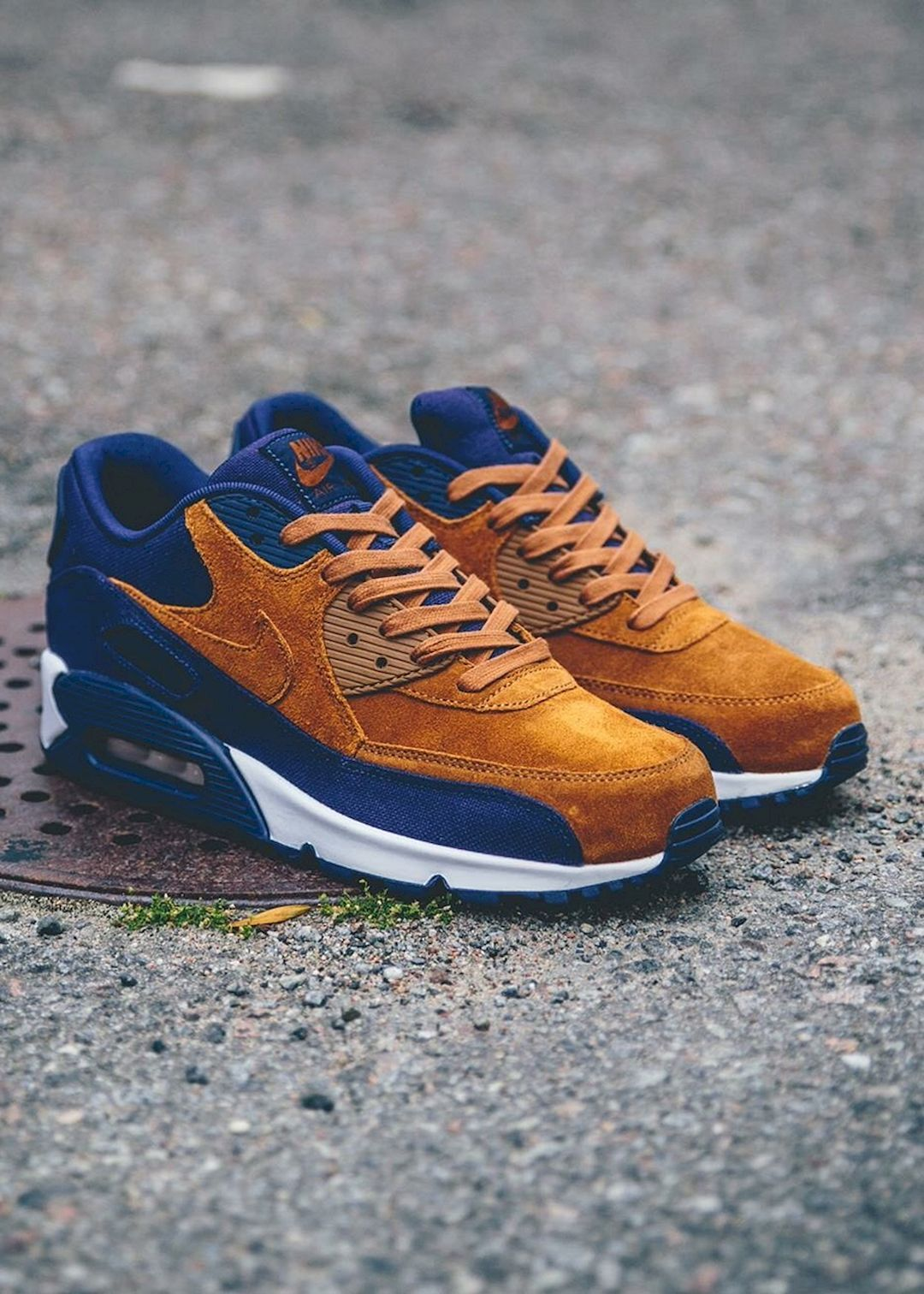 "948609744d Soleheaven Curated Collections on Instagram: ""Our latest addition to the  beautifully seasonal 'Bronze pack' is this; the Air Max 90 'Bronze', ..."
