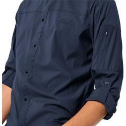 Photo of Jack Wolfskin Function Shirt Men Kenovo Ls Shirt Men S blue Jack Wolfskin