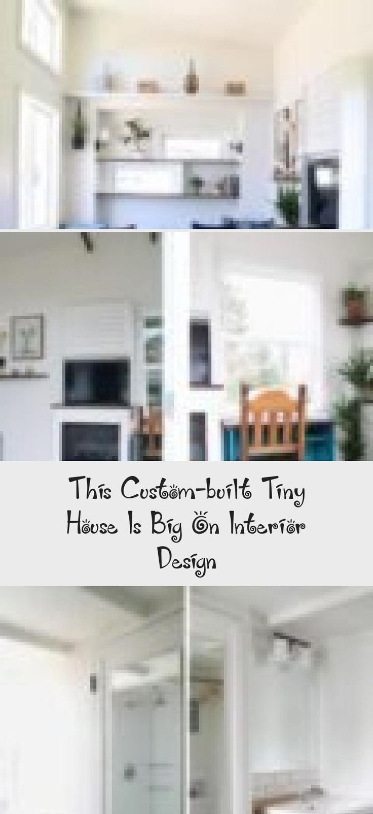 #designerinterior  #interiordesignOnABudget  #interiordesignInteriorismo  #interiordesignScandinavian  #interiordesignLogo  #interiordesignCozy #custom-built #tiny  This custom-built tiny house is big on interior design