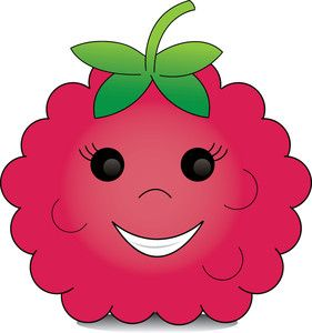Image result for raspberry emoji