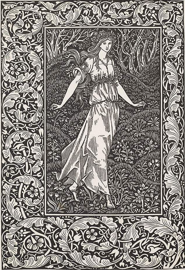 william morris heroes and - photo #24