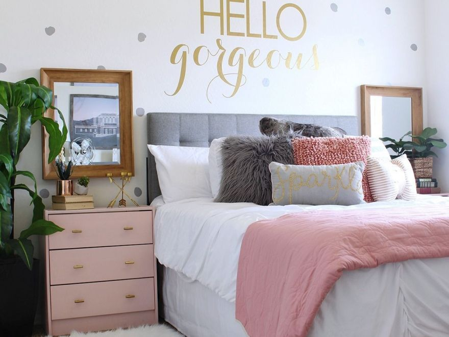 Bedroom Ideas For Women New Surprise S Makeover