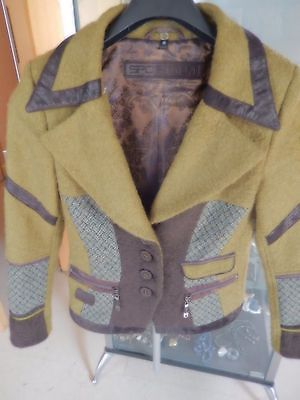 Sportalm Kitzbühel Damen Jacke Poppea mit abnehmbaren Pelz Größe