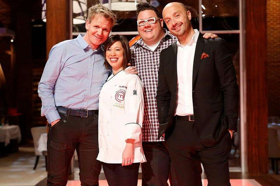 Christine Ha on Master Chef June, 2013 Winner 2012 Blind
